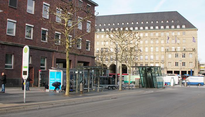 Bochum Station2